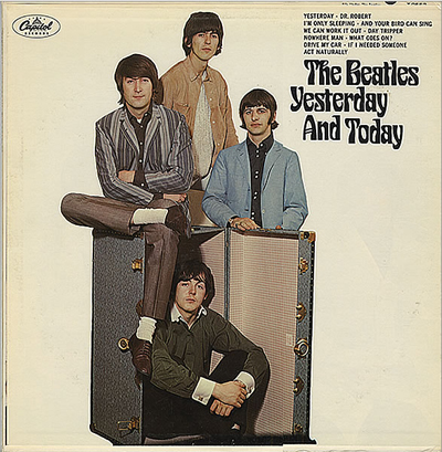 The Beatles - Yesterday and Today (1966)