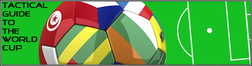 Tactical guide to the Football World Cup 2010