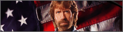 BREAKING: It was Chuck Norris !