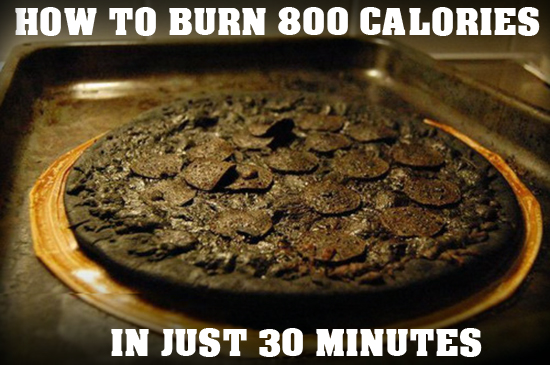 How to burn 800 calories in just 30 minutes